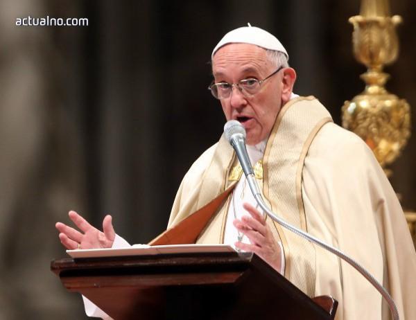 photo of Папата направи сравнение между аборта и наемните убийци