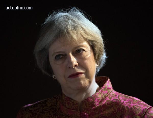 photo of Мей: Втори референдум за Brexit няма да има