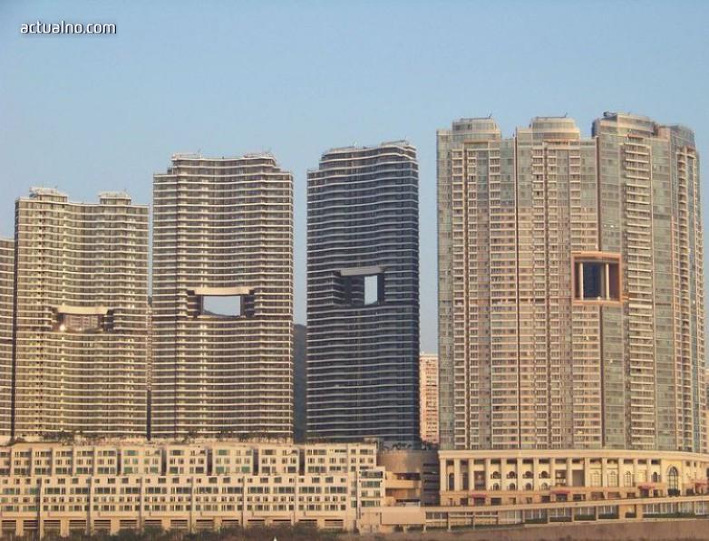 photo of Вижте защо китайците оставят дупка във фасадата на небостъргачите