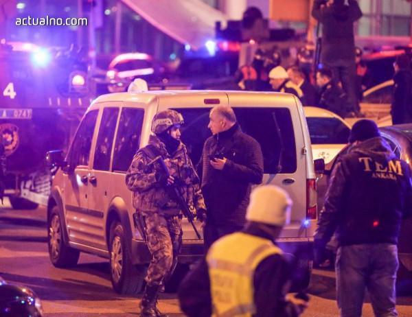 """photo of В Анкара арестуваха 17 терористи от """"Ислямска държава"""""""