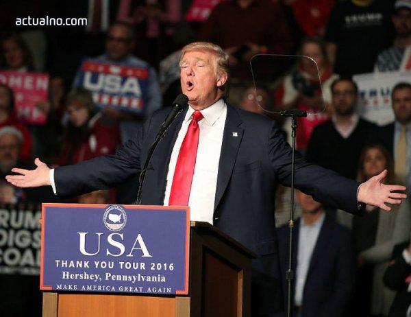 photo of Доналд Тръмп ще стане дядо за девети път