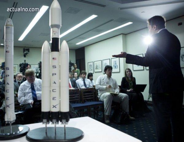"""photo of SpaceX ще изстреля в Космоса ракета """"втора ръка"""""""