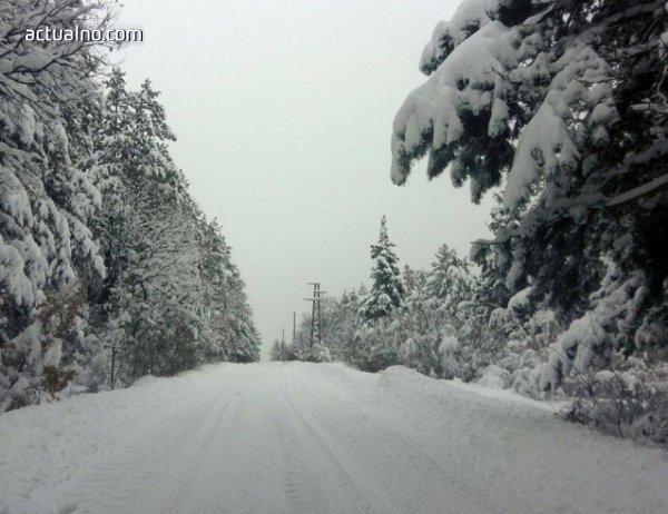 photo of Сняг парализира Босна