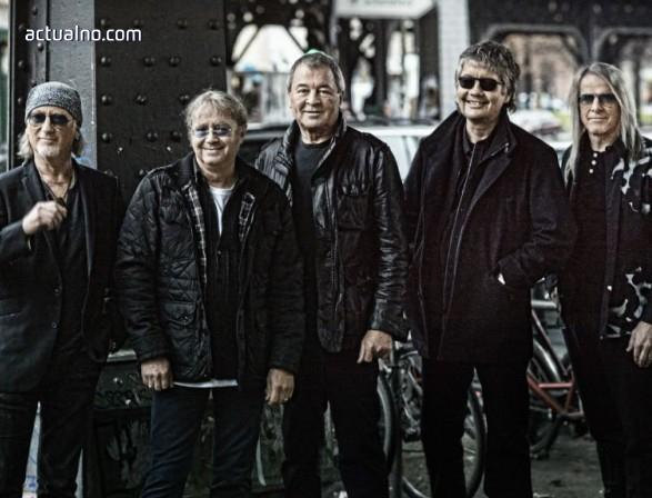 photo of Пускат в продажба последните 1500 билета за епичния концерт на рок легендите Deep Purple
