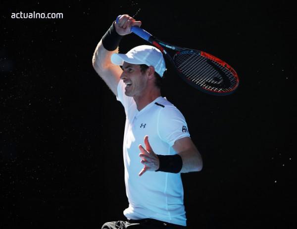 photo of Мъри се отказа от турнира в Бризбън