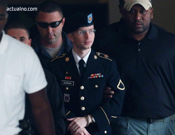 photo of Ето как изглежда след смяната на пола информатора на WikiLeaks Брадли Манинг (Снимка)