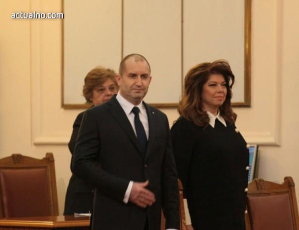 photo of Йотова защитава Радев, иска Цветанов да му се извини