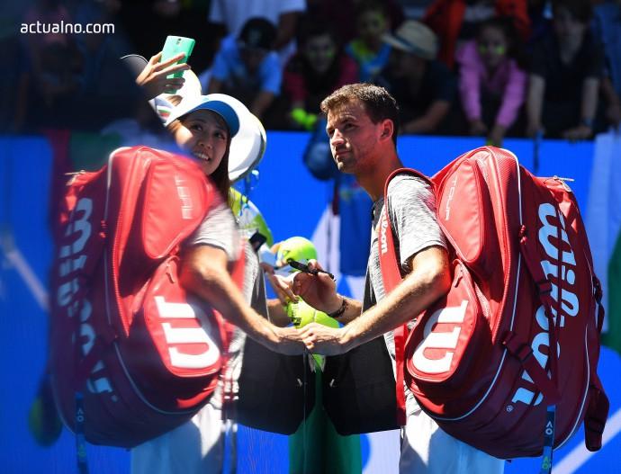 photo of Гришо е най-добрият тенисист в света досега през 2017-а