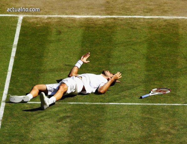 photo of Димитров стартира ужасяващо сезона на трева