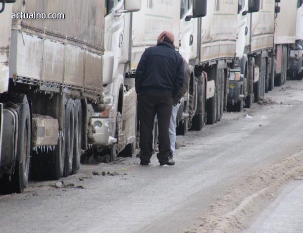 """photo of Отвориха прохода """"Предел"""" за товарни автомобили"""