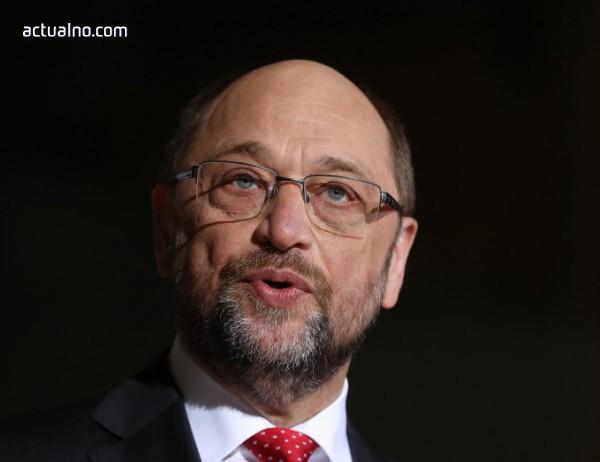 photo of Мартин Шулц подаде оставка като партиен лидер