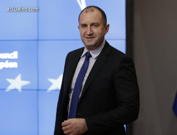 photo of Румен Радев не е съгласен, че сме най-корумпирани в ЕС