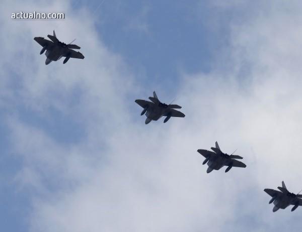 photo of Американски изтребители прехванаха руски бомбардировачи