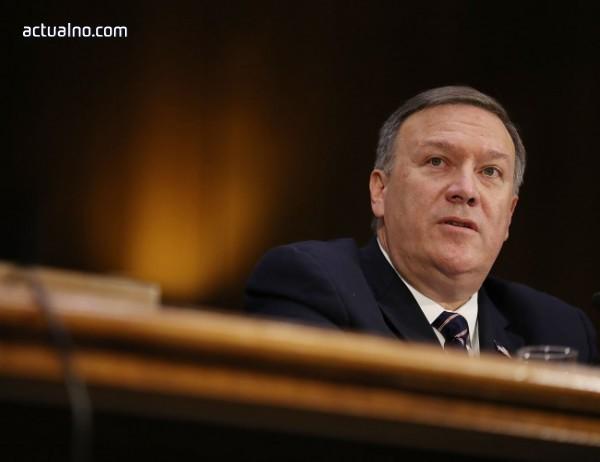 photo of САЩ ще гарантират сигурността на Северна Корея, ако изпълни разоръжаването