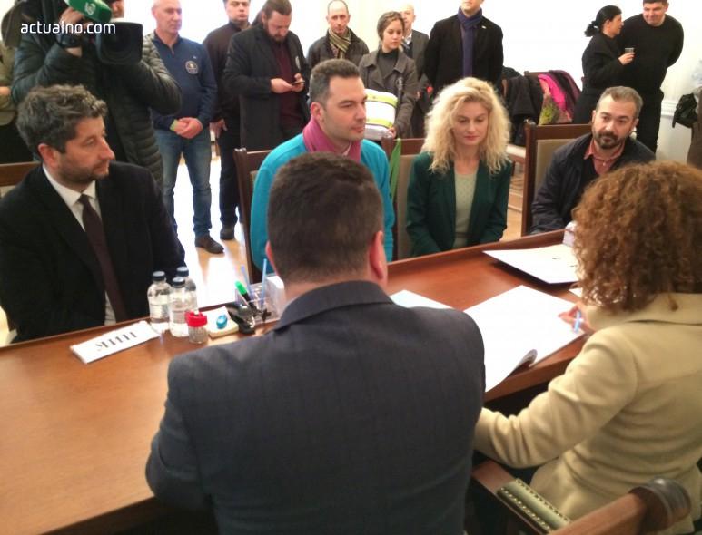 """photo of Листите на """"Да, България"""" и """"Зелените"""" ще са ясни на 20 февруари"""