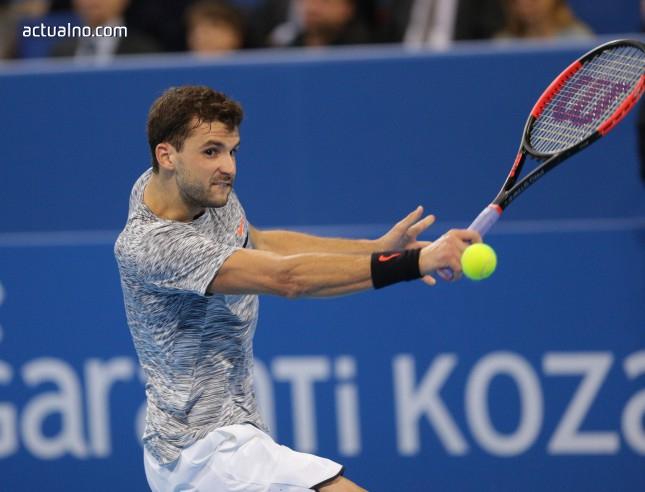 photo of Григор Димитров смачка Истомин и си уреди четвъртфинал в Ротердам