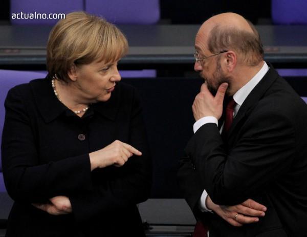 photo of Новата голяма коалиция на Германия - без особено доверие между партньорите*