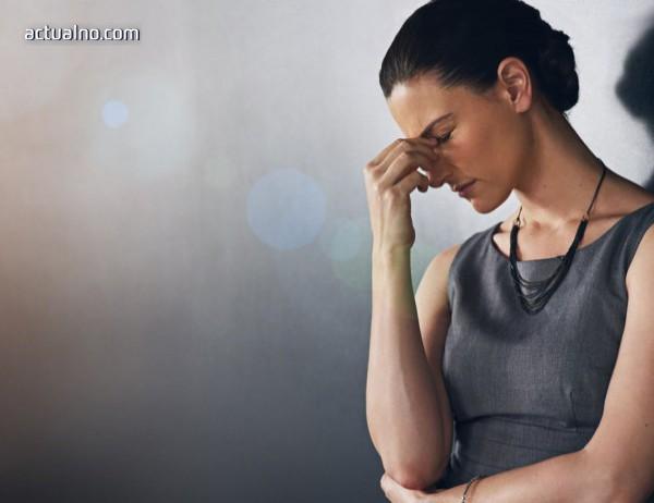 photo of Стресът води до свиване на мозъка