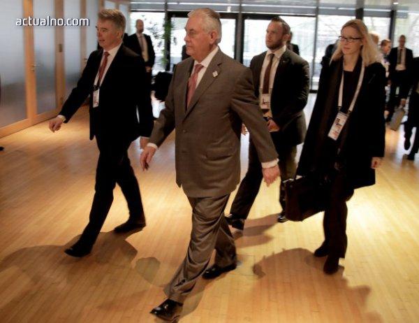 photo of Американският държавен секретар вероятно ще посети Русия в средата на април