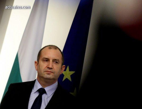 photo of Радев обсъди с Цацаров и спецслужбите ситуацията около изборите