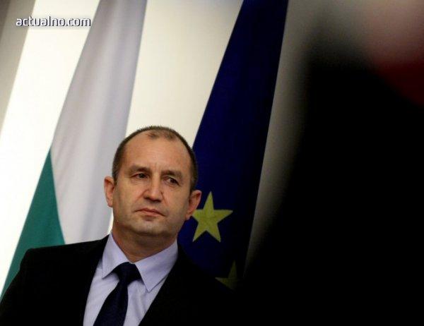 photo of Радев изпрати съболезнователно писмо до президента на Франция