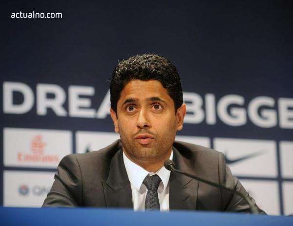 photo of Разследват президента на ПСЖ за подкуп към ФИФА