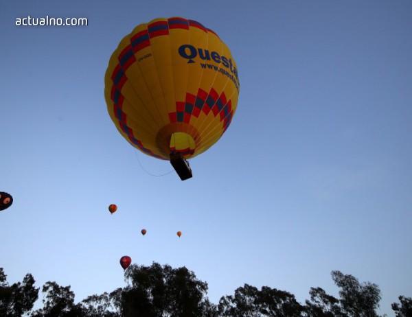photo of Балон с горещ въздух и 20 души на борда падна в Египет, има загинал