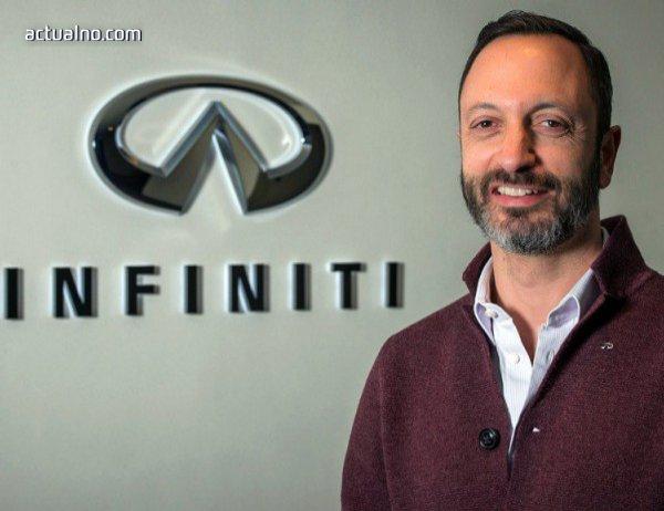 photo of Бившият главен дизайнер на BMW отиде в Infiniti