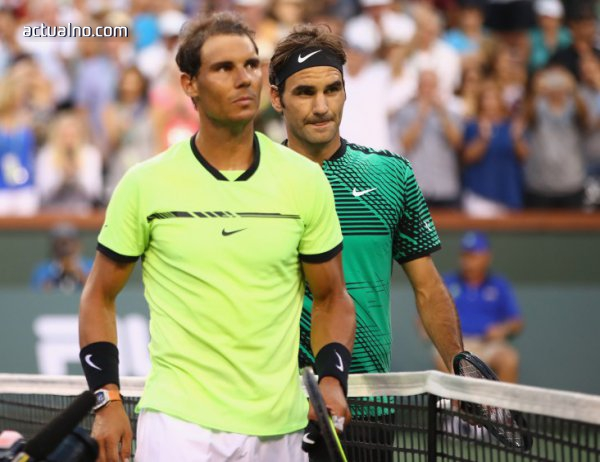 photo of Федерер изнесе урок на Надал, Джокович също отпадна