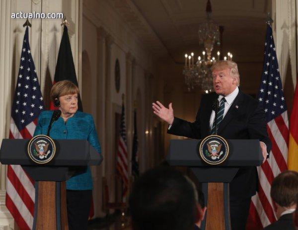 photo of Германия и Австрия с безпрецедентна обща позиция срещу САЩ - в защита на Русия