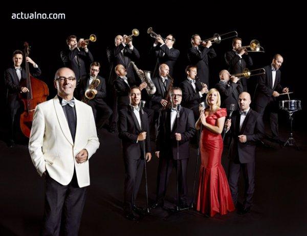 photo of Специални изненади и неизпълнявани композиции на концерта на Glenn Miller Orchestra на 22 март в София!