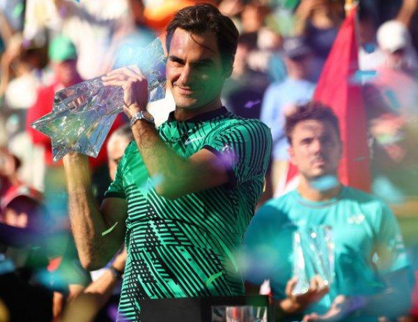 photo of Федерер отново е най-горещото име в мъжкия тенис