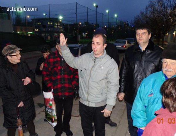 """photo of Осми пореден протест заради затворен път в """"Дружба"""" 2"""