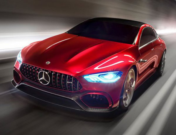 photo of Mercedes-Benz  готви нестандартен спортен автомобил