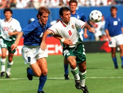 Световно първенство по футбол 1994: Лудото българско лято в САЩ