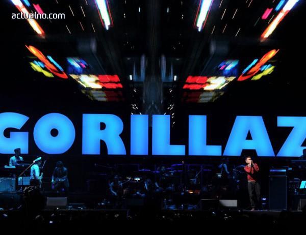 photo of Gorillaz обявиха нов албум и пуснаха сингъл (ВИДЕО)
