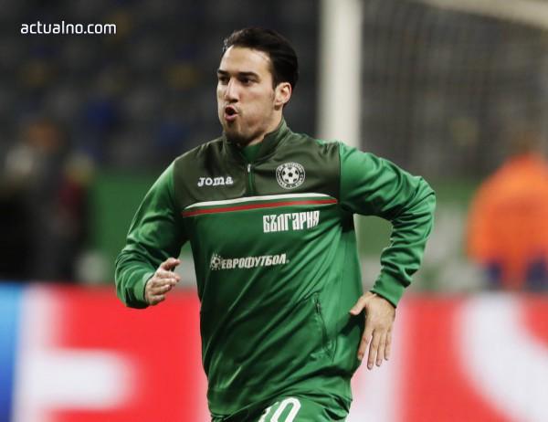 photo of Ивелин Попов е футболист номер 1 на България за трета поредна година