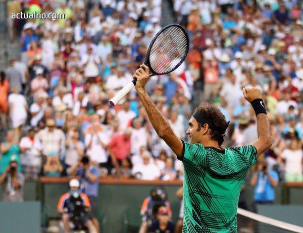 photo of Федерер отново сломи Надал и триумфира в Маями