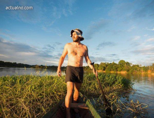 photo of Смел български приключенец започна подготовка за покоряване на Амазония