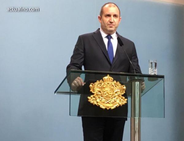 photo of Радев подкрепи визията на БСП за борба с корупцията, не вижда Русия като пряка заплаха