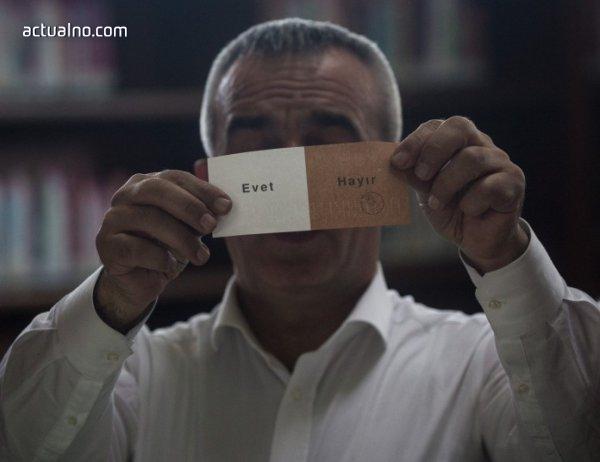 photo of ОССЕ настоява за ново преброяване на вота от референдума в Турция