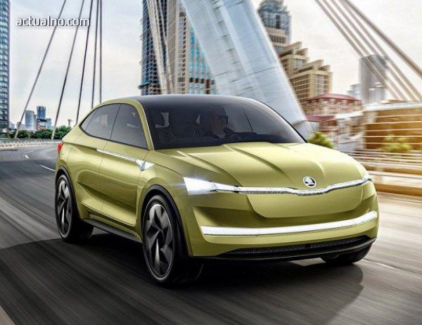 photo of Концернът Volkswagen показа електрическото си бъдеще