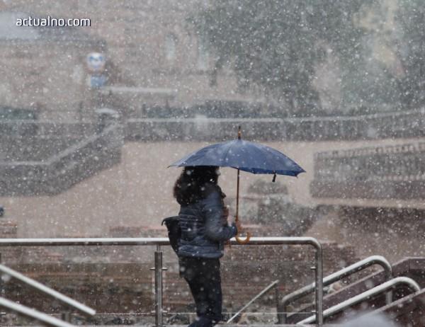 photo of Студ, дъжд и сняг от днес