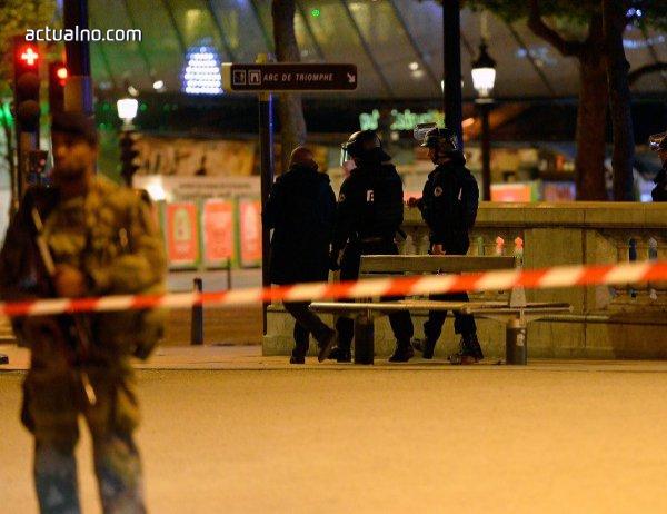 photo of Очевидец засне атаката в Париж (ВИДЕО)