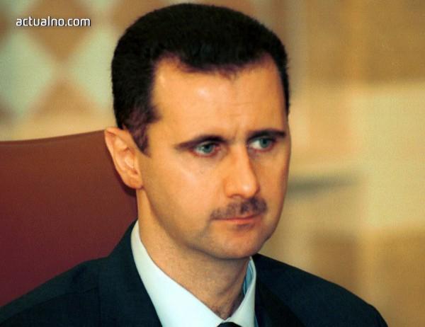 photo of Башар Асад е заявил, че е по-решен от всякога да се бори с тероризма в Сирия