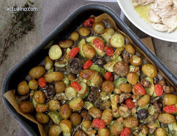 photo of Вкусни зеленчуци по италиански