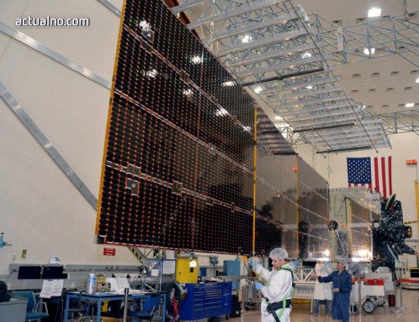photo of Първият български геостационарен сателит скоро ще бъде изстрелян