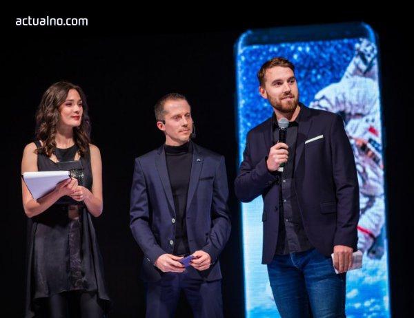 photo of Бляскава премиера на  Samsung Galaxy S8 и S8+ в България