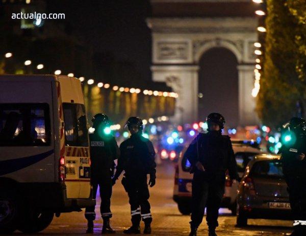 photo of Вторият заподозрян за стрелбата в Париж се е предал на полицията
