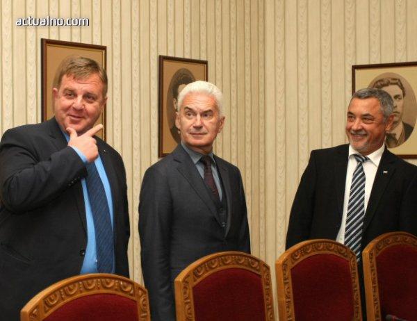 photo of Патриотите предлагат адвокат и прокурор за съдийската колегия на новия ВСС
